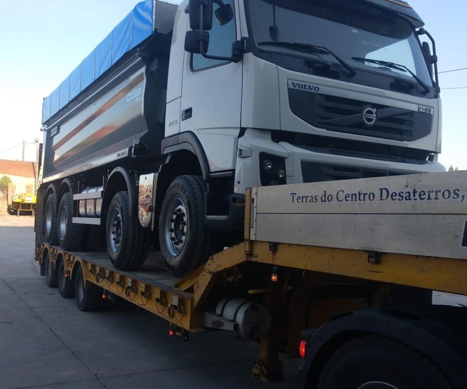 Terras Centro Transportes