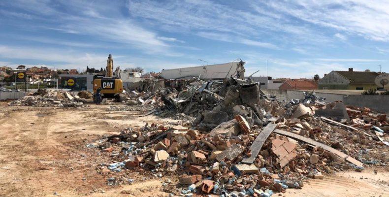 Terras Centro demolições 2