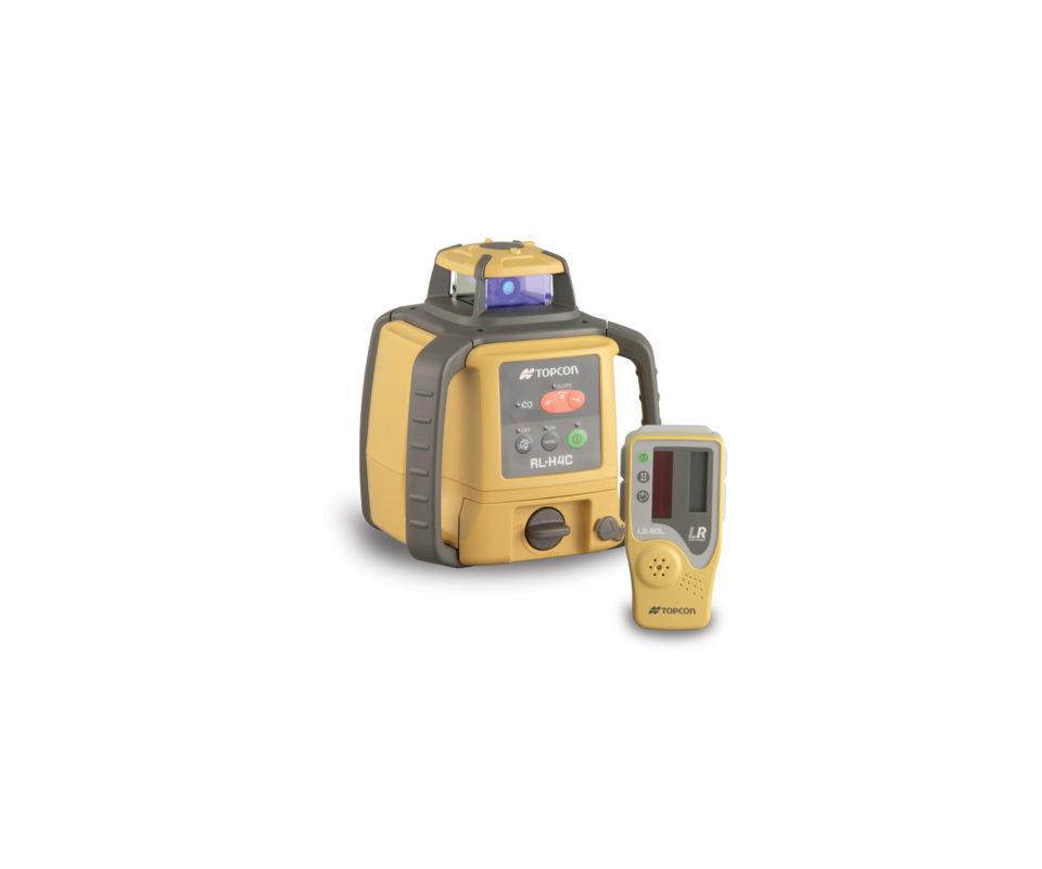 Terras Centro laser topcon3